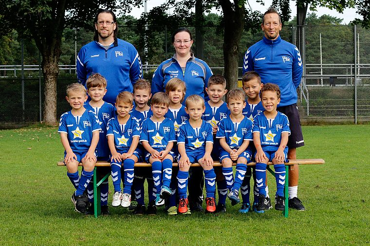 F.C. Hertha 03 Zehlendorf - 2. G-Junioren