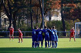 1.A-Jugend gegen Hallescher FC 1:6