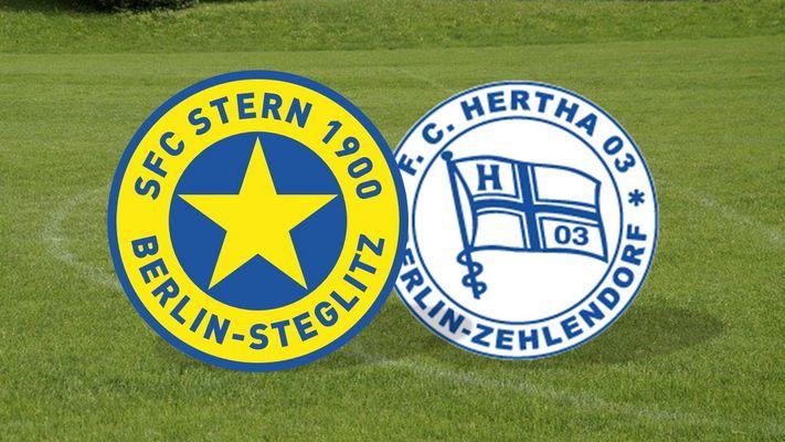Stern 1900 - Hertha 03