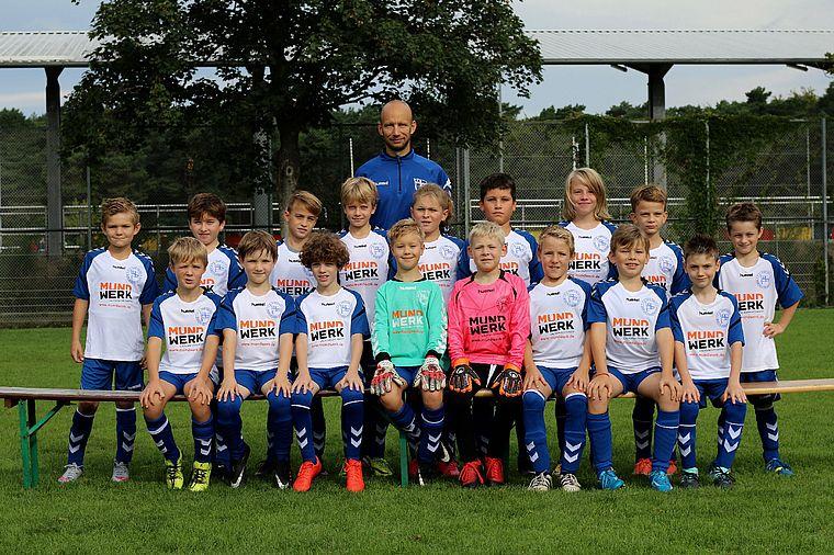 F.C. Hertha 03 Zehlendorf - 4. E-Junioren
