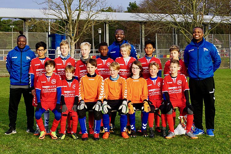F.C. Hertha 03 Zehlendorf - 6.D-Junioren