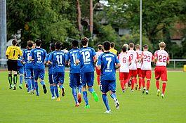A-Jugend gegen Zwickau