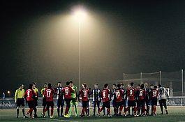 1.Herren Testspiel bei Hertha BSC U19