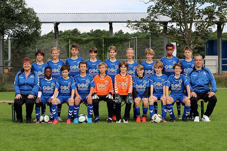 F.C. Hertha 03 Zehlendorf - 5. D-Junioren