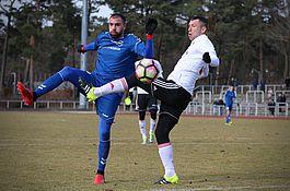 1.Herren gegen 1.FC Frankfurt