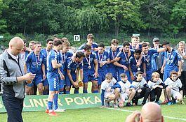 A-Junioren Pokalsieg I