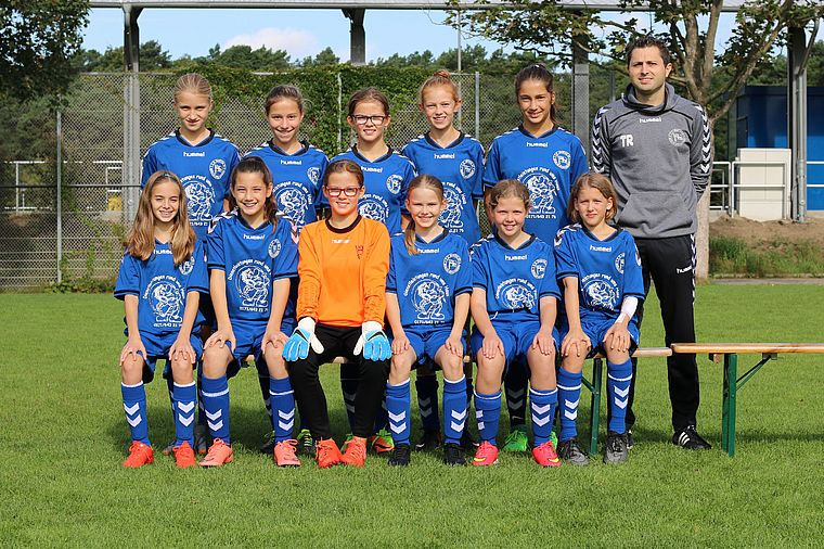 F.C. Hertha 03 Zehlendorf - 1. D-Mädchen