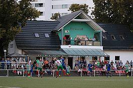 1.Herren beim TSV Rudow (Pokal)