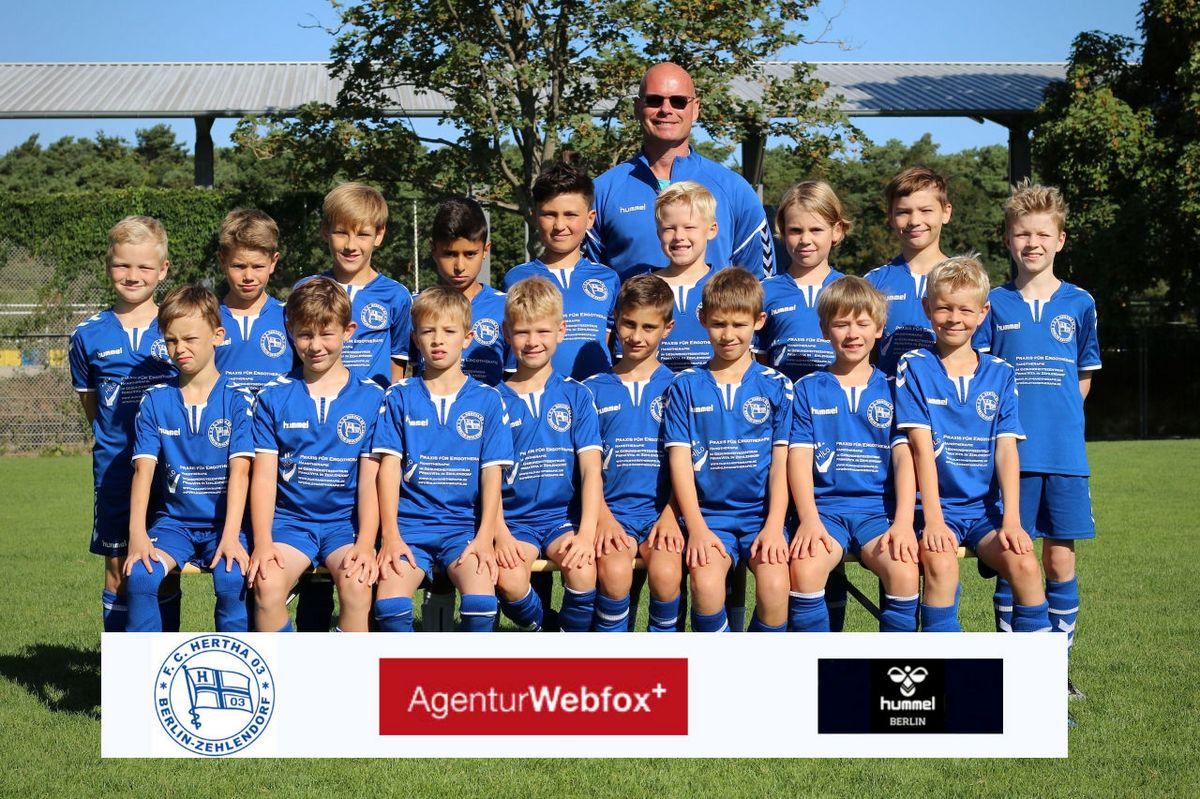 5. E-Junioren - F.C. Hertha 03 Zehlendorf