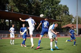 A-Junioren im Pokal gegen Staaken