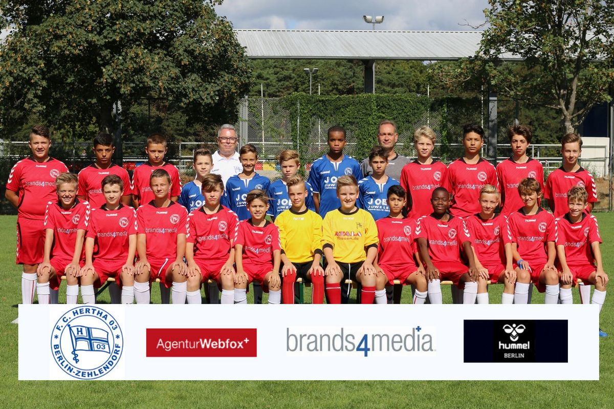 4. C-Junioren - F.C. Hertha 03 Zehlendorf