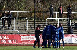 1.B-Jugend gegen Hallescher  FC 3:0