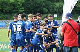A-Junioren Pokalsieg III