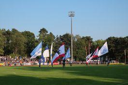 1.Herren gegen Hertha BSC