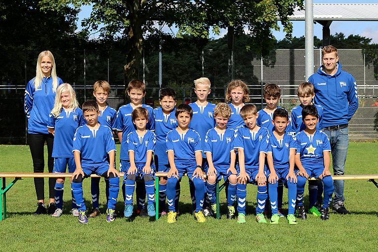 F.C. Hertha 03 Zehlendorf - 8. E-Junioren