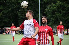 1.Herren im Pokal gegen SC Westend 01