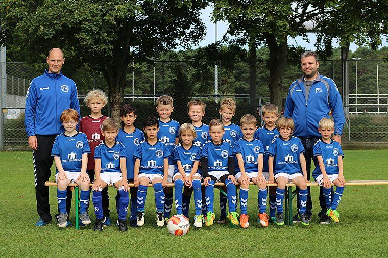 F.C. Hertha 03 Zehlendorf - 6. F-Junioren