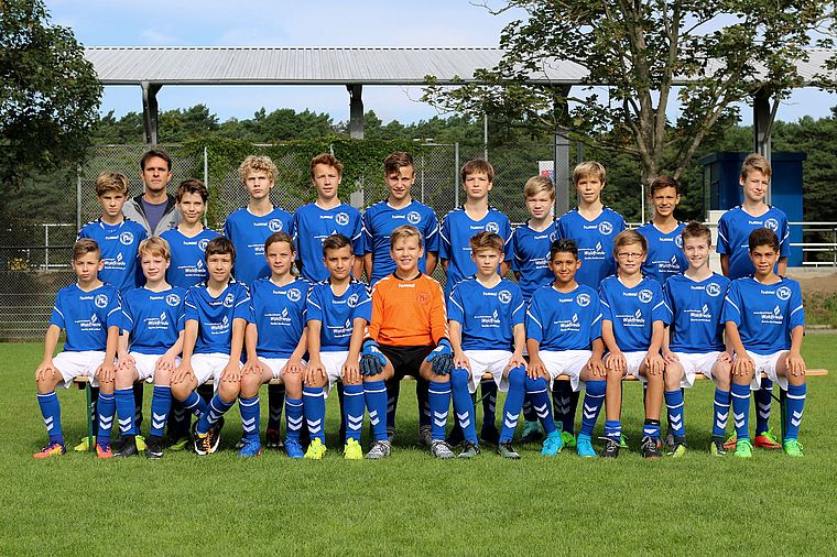 F.C. Hertha 03 Zehlendorf - 4. C-Junioren