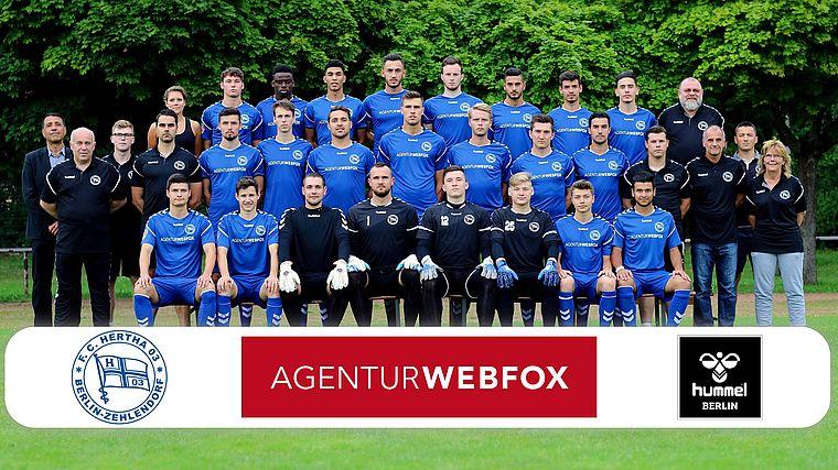 F.C. Hertha 03 Zehlendorf - 1. Herren