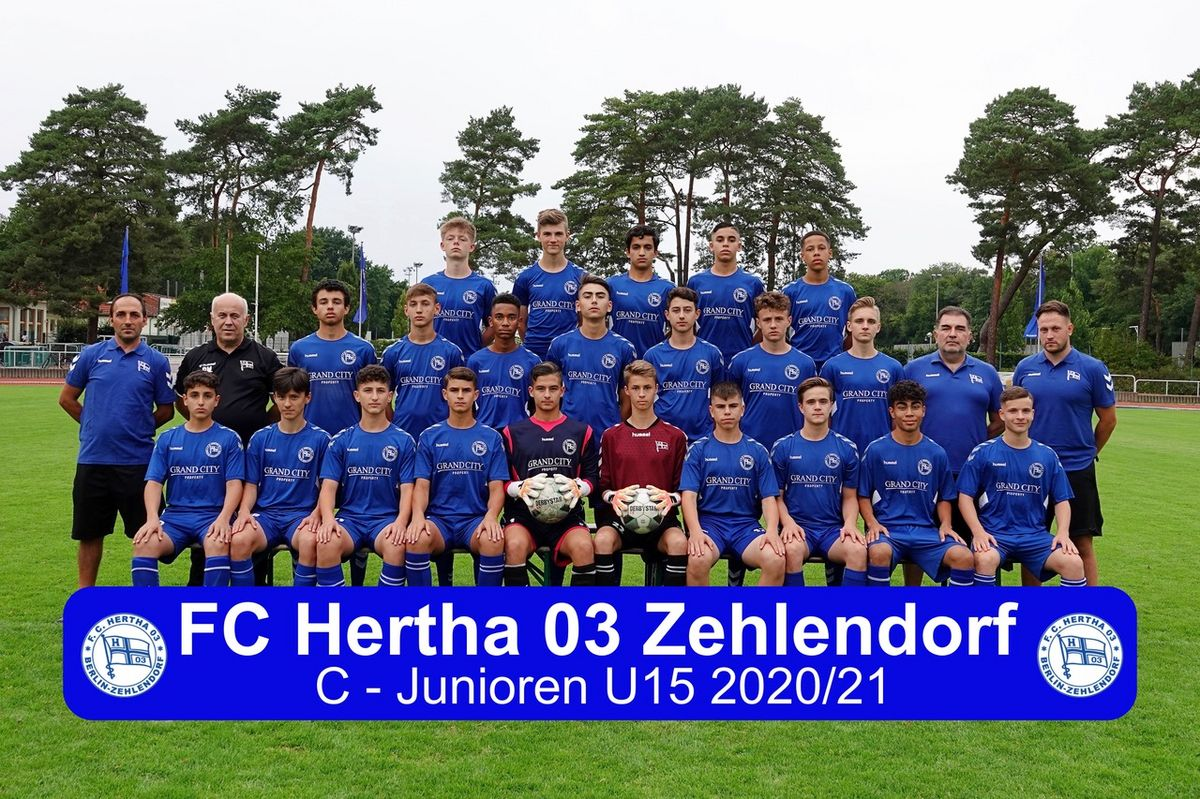 U15 Saison 2020/21
