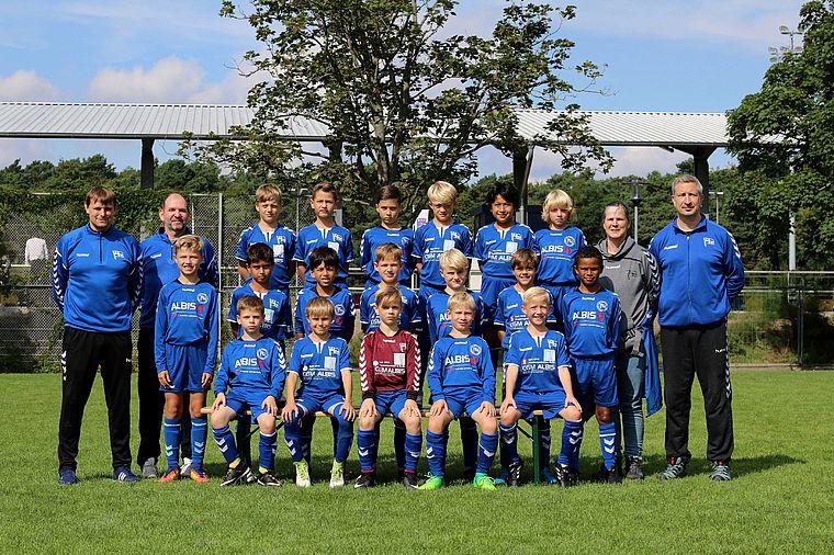 F.C. Hertha 03 Zehlendorf - 2. E-Junioren