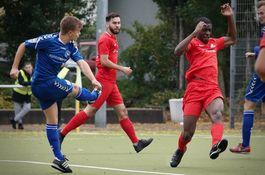 1.Herren gegen CFC Hertha 06