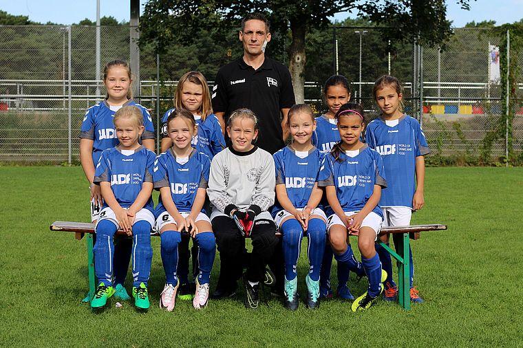 F.C. Hertha 03 Zehlendorf - 2. E-Mädchen
