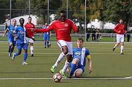 1.Herren im Pokal gegen SC Union 06