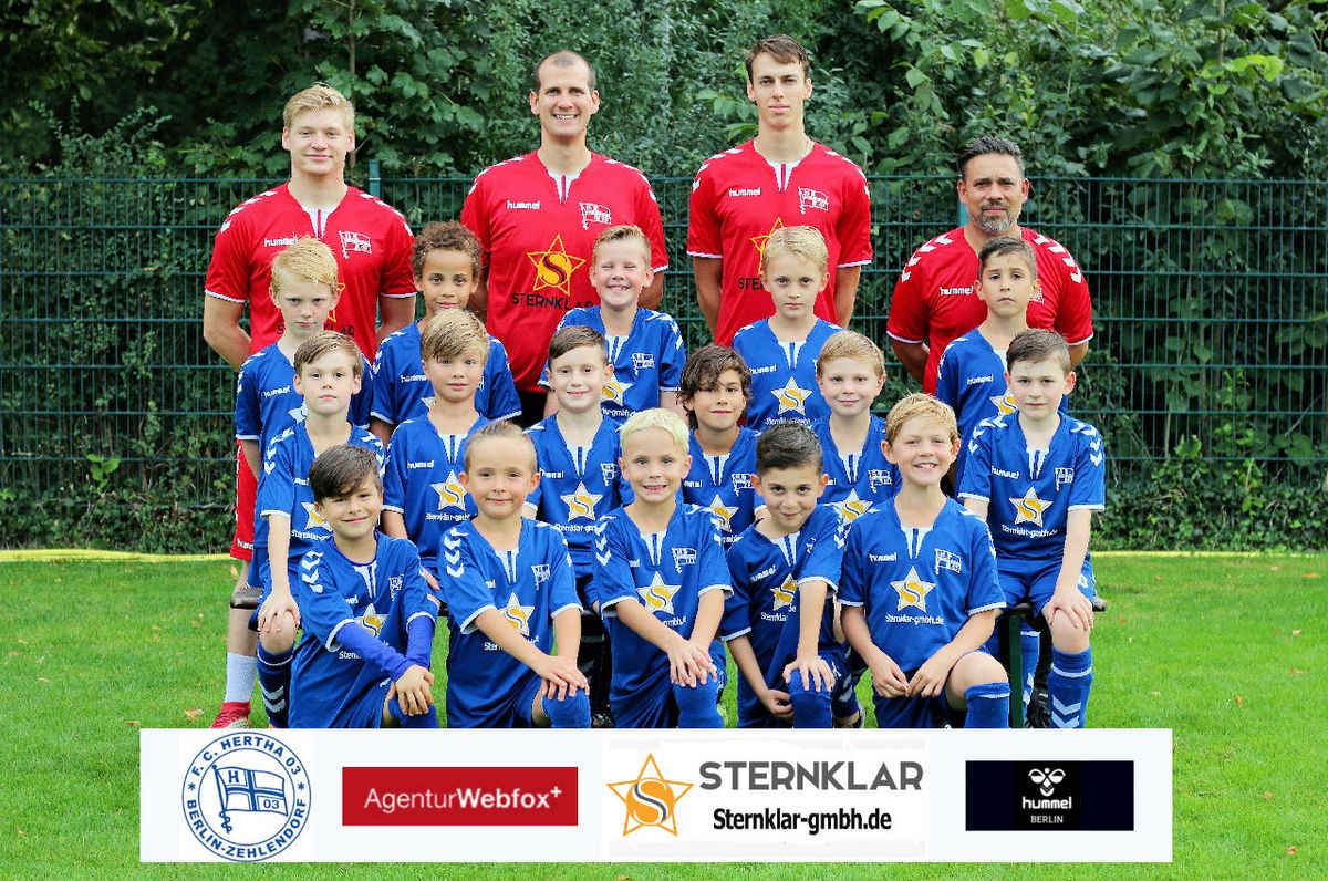 3. F-Junioren - F.C. Hertha 03 Zehlendorf