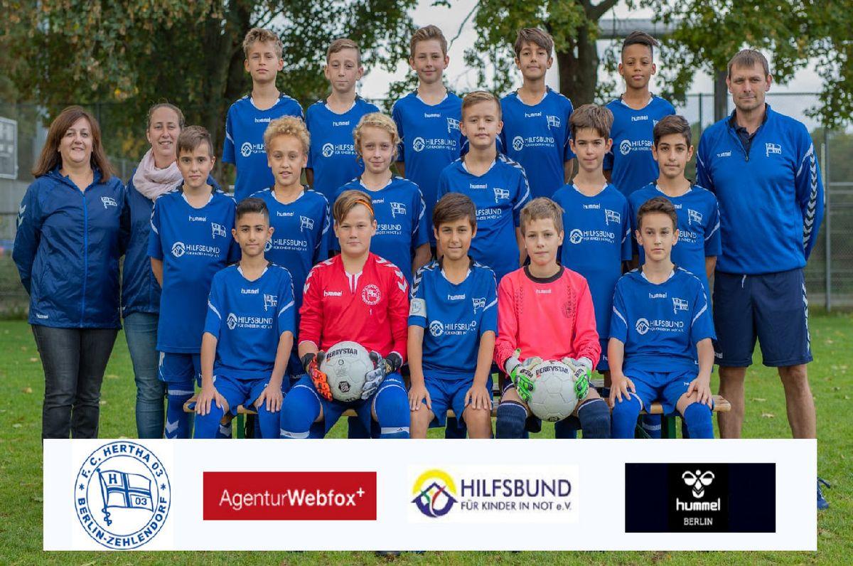 2. D-Junioren (U12) - F.C. Hertha 03 Zehlendorf
