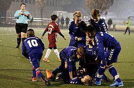 1.D Jugend gegen SC Berliner Amateure (Pokal) 5:1