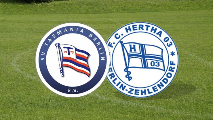 Tasmania vs Hertha 03
