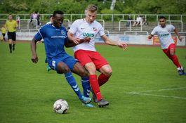 1.Herren gegen Hertha 06