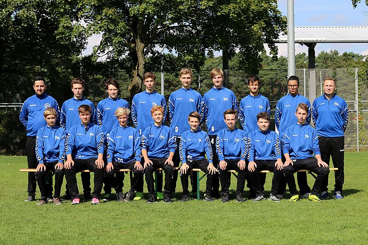 F.C. Hertha 03 Zehlendorf - 4. B-Junioren
