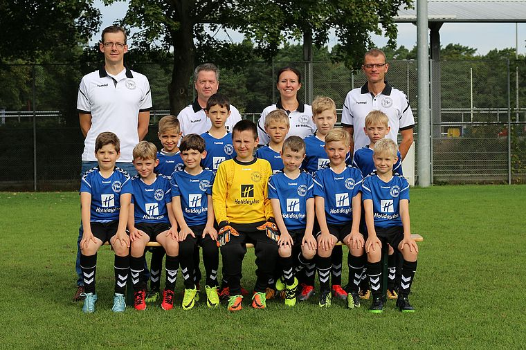 F.C. Hertha 03 Zehlendorf - 5. F-Junioren