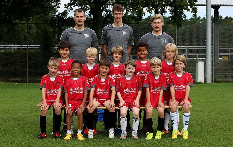 F.C. Hertha 03 Zehlendorf - 8. F-Junioren