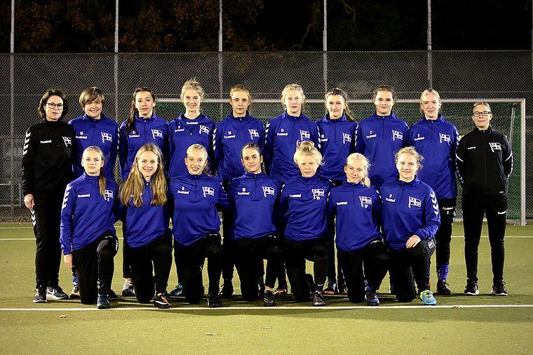 F.C. Hertha 03 Zehlendorf - B-Mädchen