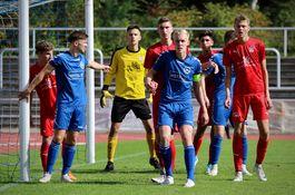 A-Junioren gegen FSV Zwickau