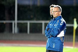 1.Herren gegen 1.FC Frankfurt 3:1 (1:1)