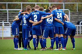 A-Jugend gegen Hansa Rostock
