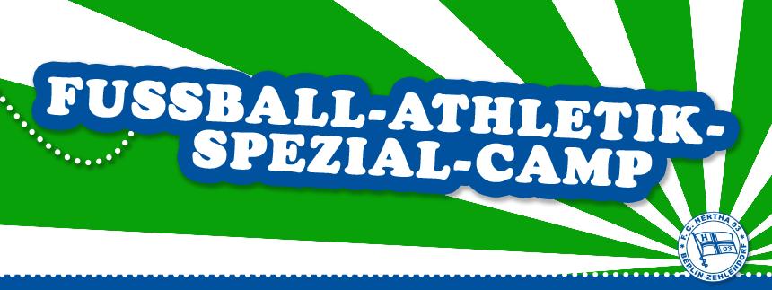 Fußball-Athletik-Spezial-Camp