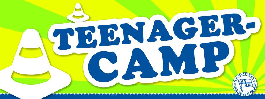 Grafik Teenager-Camp