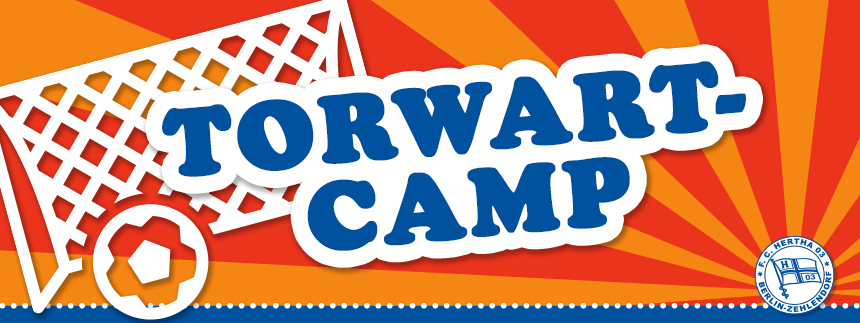 Grafik Torwart-Camp