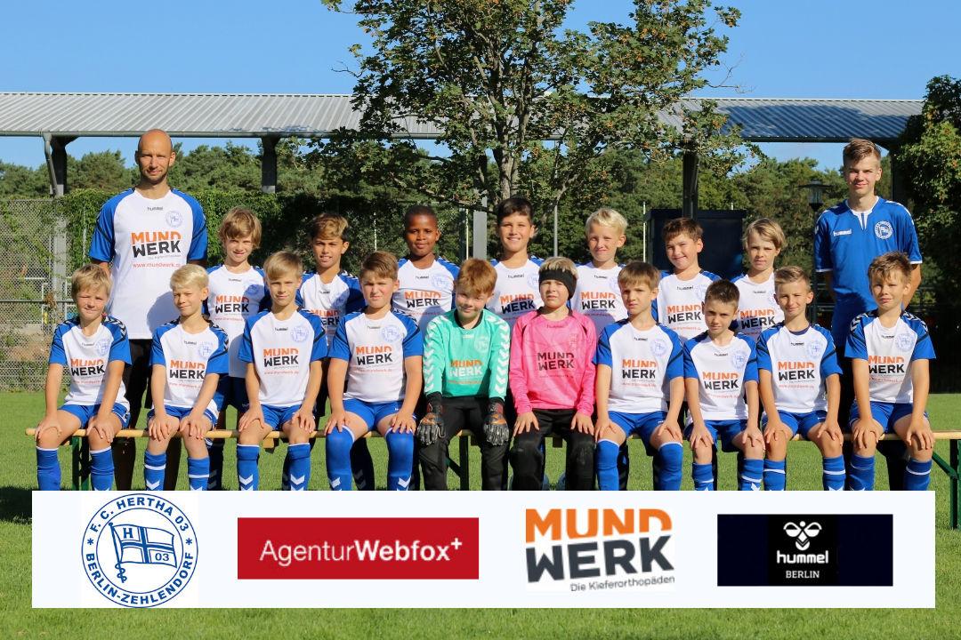 7. E-Junioren - F.C. Hertha 03 Zehlendorf